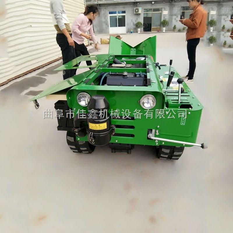 JX-KG-履带自走式果树施肥机