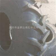 人字花轮胎10.0/75-15.3收割机拖拉机轮胎