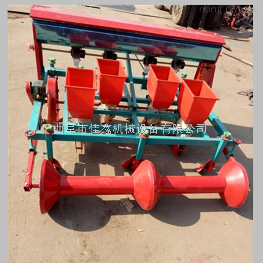 JX-BZ-拖拉机带播花生播种机