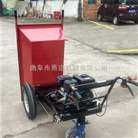 易途生产汽油手推车斗车规格型号价格