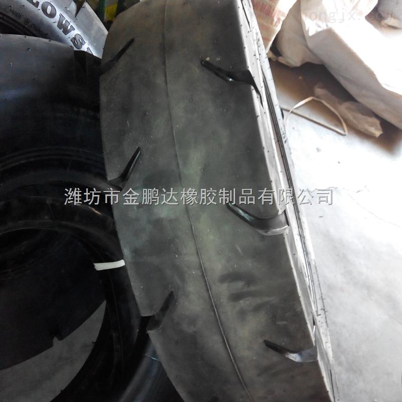 9.75-18光面花紋工程胎 礦井鏟運機輪胎