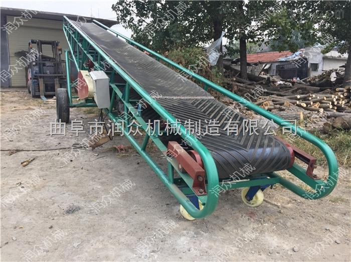 北京耐用的皮带输送机 定制大小型输送设备