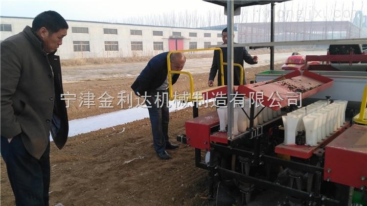 田耐爾懸掛式半自動蔬菜秧苗移栽機