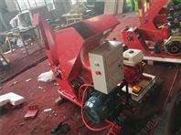 果树枝条粉碎机型号 新款树枝破碎机