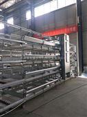 河南省宏盛全自动化层叠鸡笼生产批发