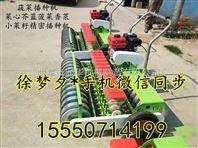 蔬菜种植合作社小粒种子播种机蔬菜精播机