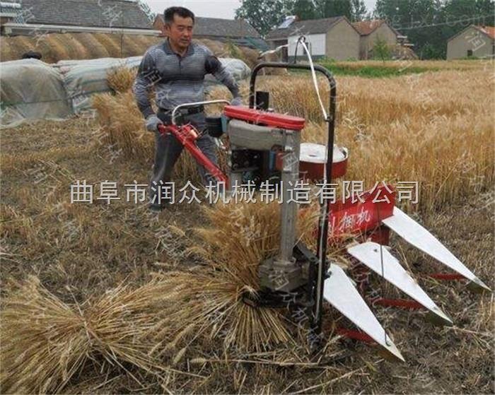 青稞苜蓿草收割机 小型辣椒大豆割晒机价格