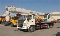 厂家直销福田16吨吊车价格高配置支持分期