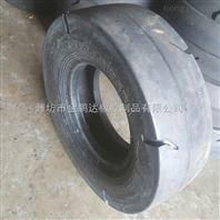 光面花纹铲运机255/70D406正品压路机轮胎