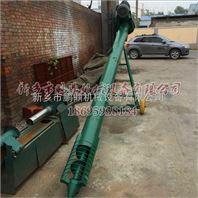 219型输送管水泥混凝土上料螺旋输送机