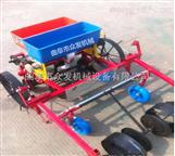 手扶车带覆膜机 农作物播种铺膜机