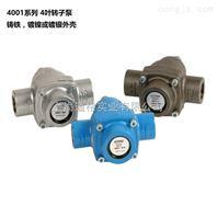 美国HYPRO 4001系列4叶转子泵
