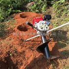 FX-WKJ大棚立杆挖坑机 手提式植树打孔机直销