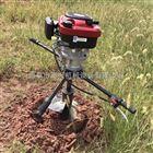 FX-WKJ大马力植树挖坑机 移栽刨窝机 打洞机价格