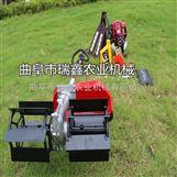 rx-cc 背负式二冲程汽油锄地除草机 便捷式割灌机图片