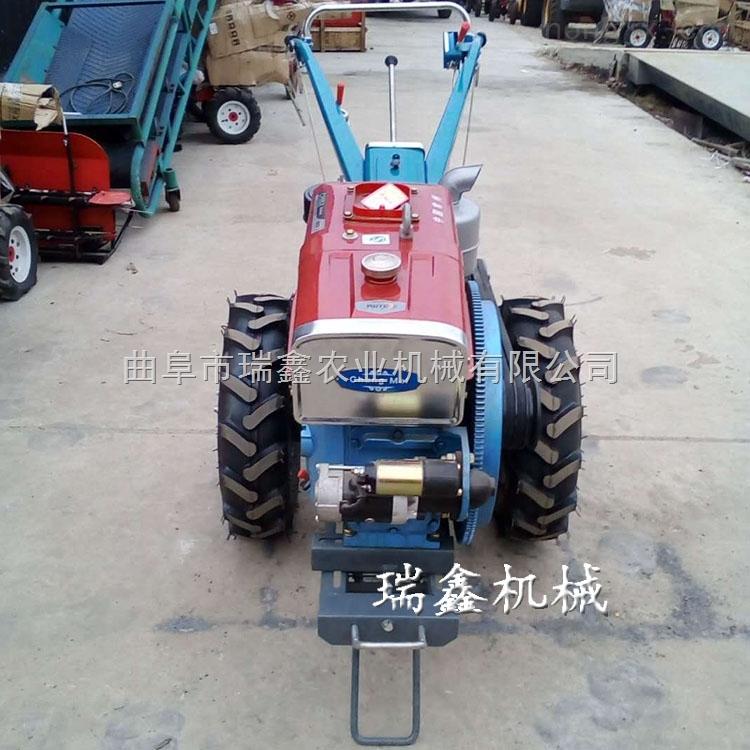 旱地水田耕整机 高效柴油动力手扶拖拉机