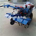 农用乘坐式手扶打田机 12马力手扶拖拉机