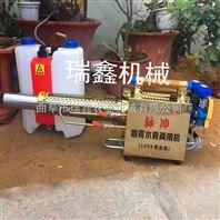 现货供应农田作物烟雾机 一键启动弥雾机