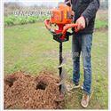rxjx-wkj加工四轮挖坑机 园林栽树刨坑机