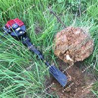 苗圃起树机价格 大功率苗木移植断根机