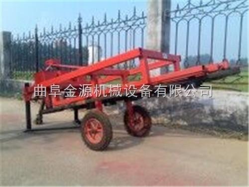 效率高马铃薯收获机 手扶车带土豆收割机