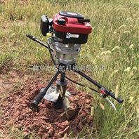 启航栽树挖坑机规格 便携式地钻机价格