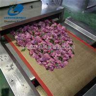 哪里生产藏红花微波烘干杀青设备