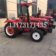 果园开沟施肥机BY-504高花水田轮拖拉机