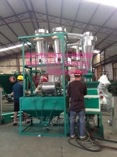 全自动小麦磨粉机组为客户创造价值