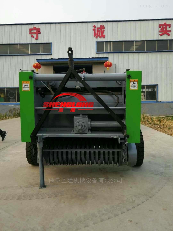 SL5080-小麦秸秆捡拾打捆机生产厂家