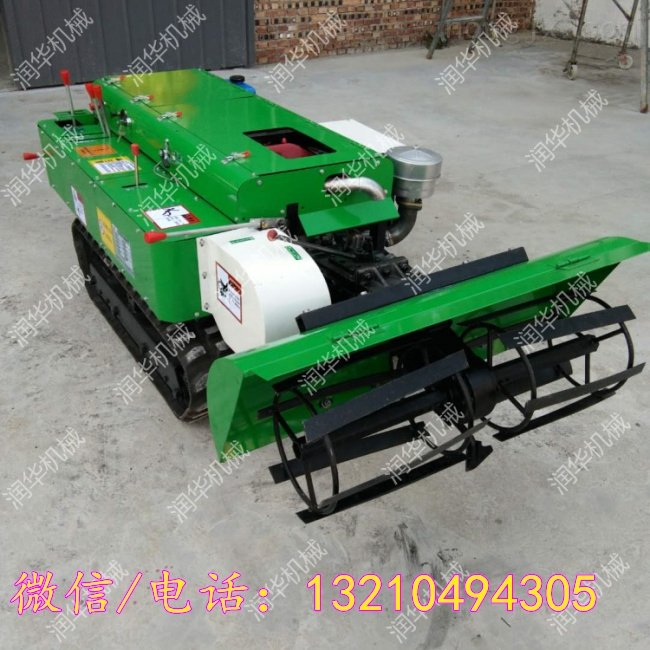农业大棚开沟机 自动回填开沟施肥机厂家