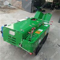 高效率坦克式履带式回填机 柴油果园开沟机