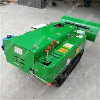 撒有机肥用开沟回填机 柴油动力旋耕锄草机