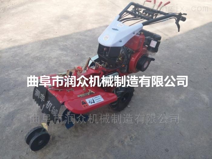 柴油电启动开沟机 农田开沟种植机