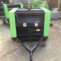 供应小型全自动小麦秸秆捡拾打捆机