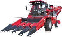 自走式(穗茎兼收)玉米联合收获机