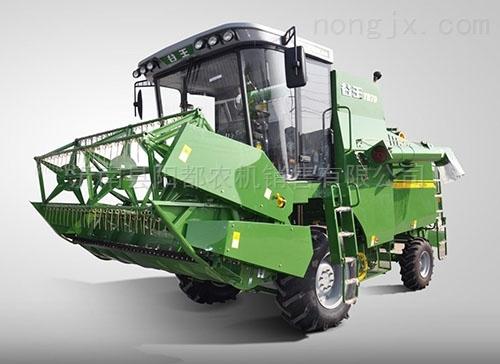 谷王TB70(4LZ-7B)小麦收割机