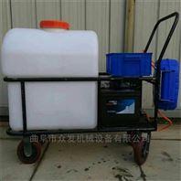 湖南高射程汽油弥雾机 小型果园杀虫喷雾器