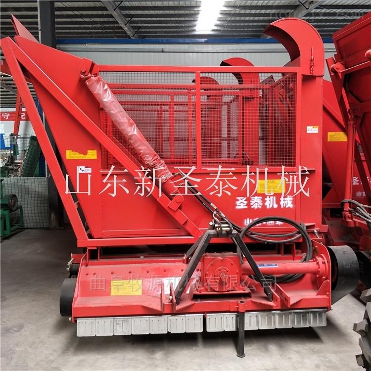 黑龙江玉米秸秆粉碎收获机