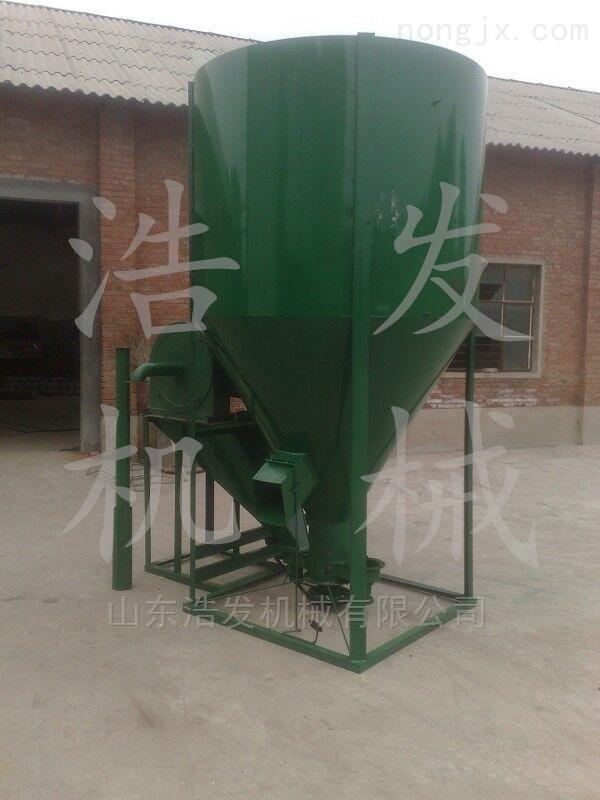 强制式混凝土搅拌机 济宁拌料机 圆筒混料机