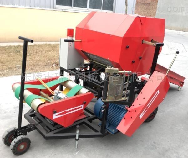玉米杆打捆机 小型玉米秸秆打包机价格