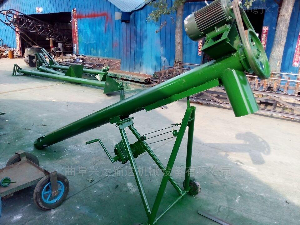 塑料螺旋上料机长期供应直销 物料提升机螺旋提升机