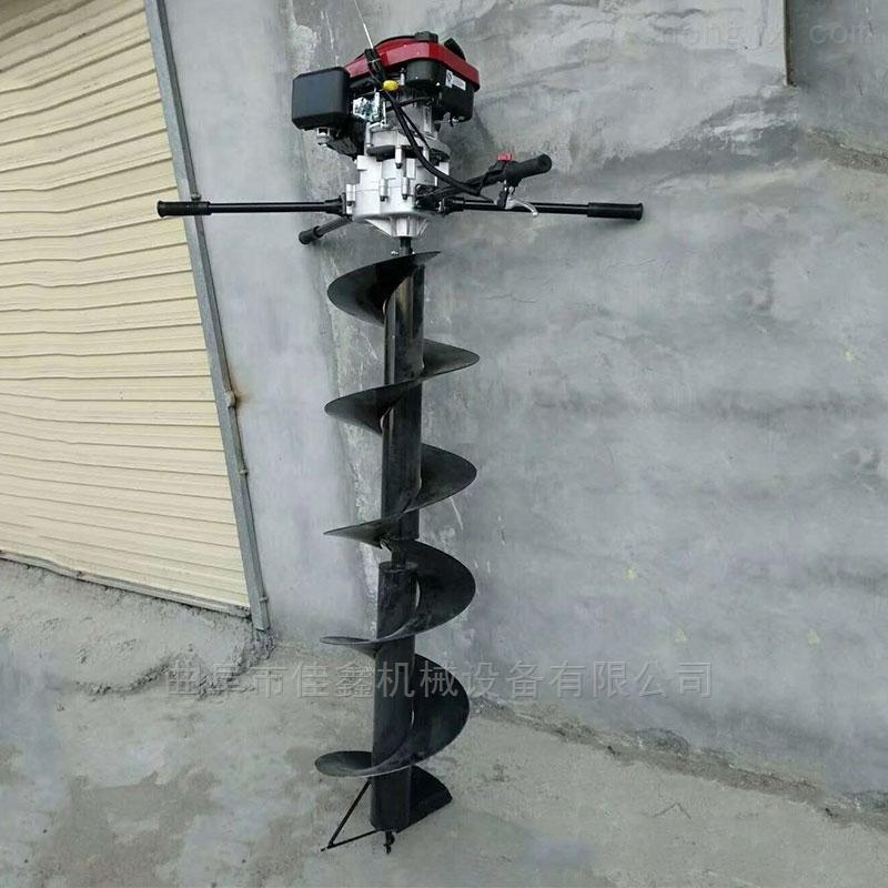 四沖程挖坑植樹機 懸掛式植樹打孔機
