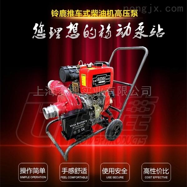 大流量4寸铸铁柴油机混流泵