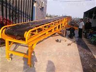 不同物料装车输送机 砂石水泥混凝土皮带机