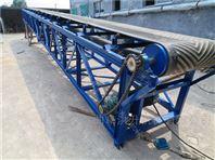 惠州600型装粮运包传送带 小型带式输送机