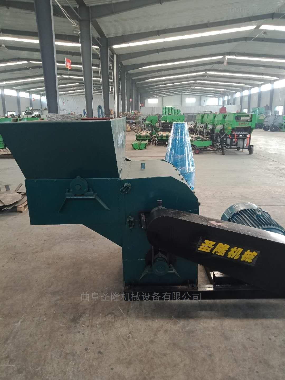 SL5080-自动进料农作物秸秆粉碎机 柳条草粉机