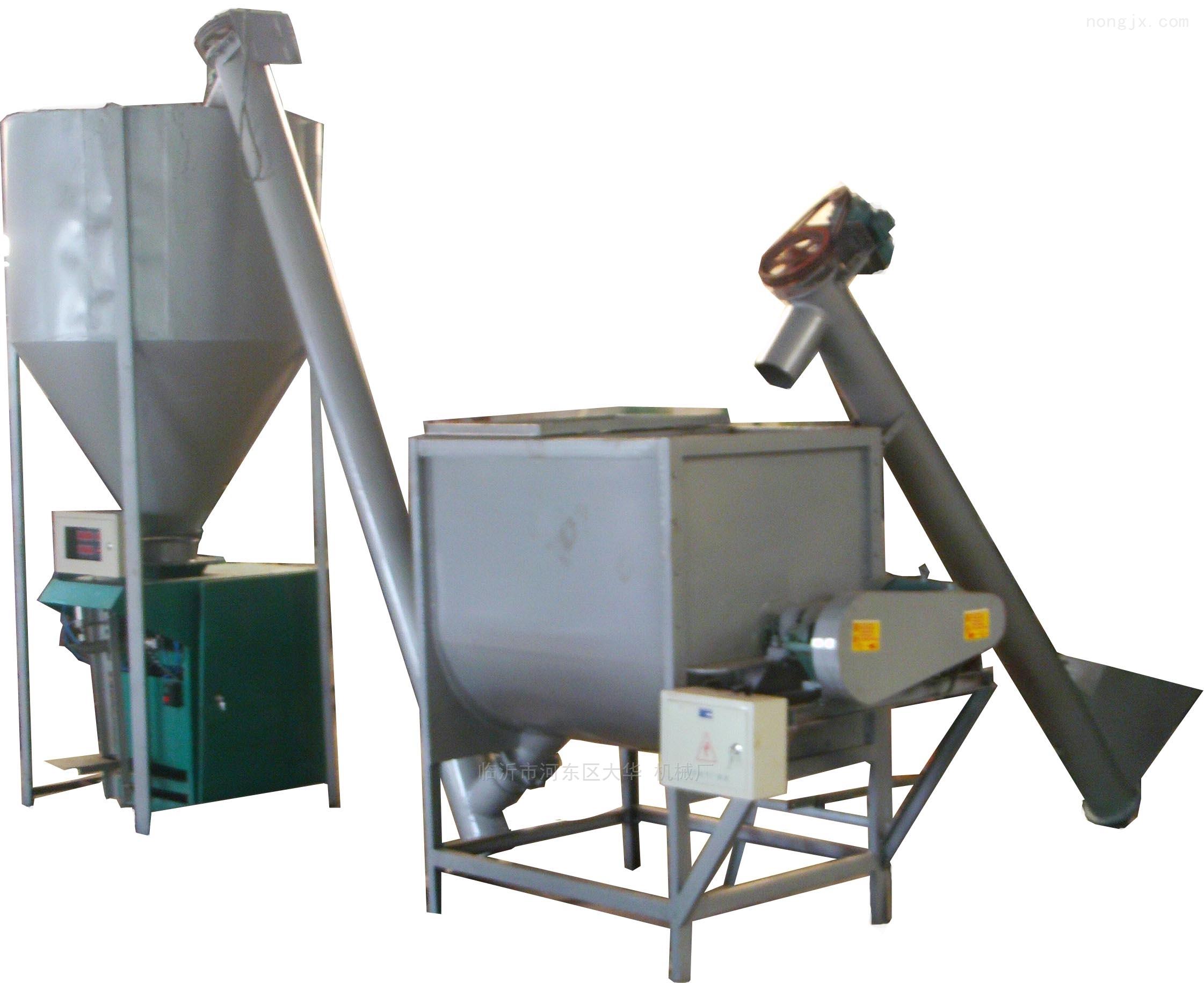 临沂自动化干粉砂浆搅拌机组备受欢迎