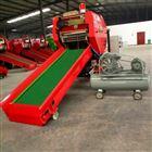 YK-5552B优质全自动青贮玉米秸秆打捆机