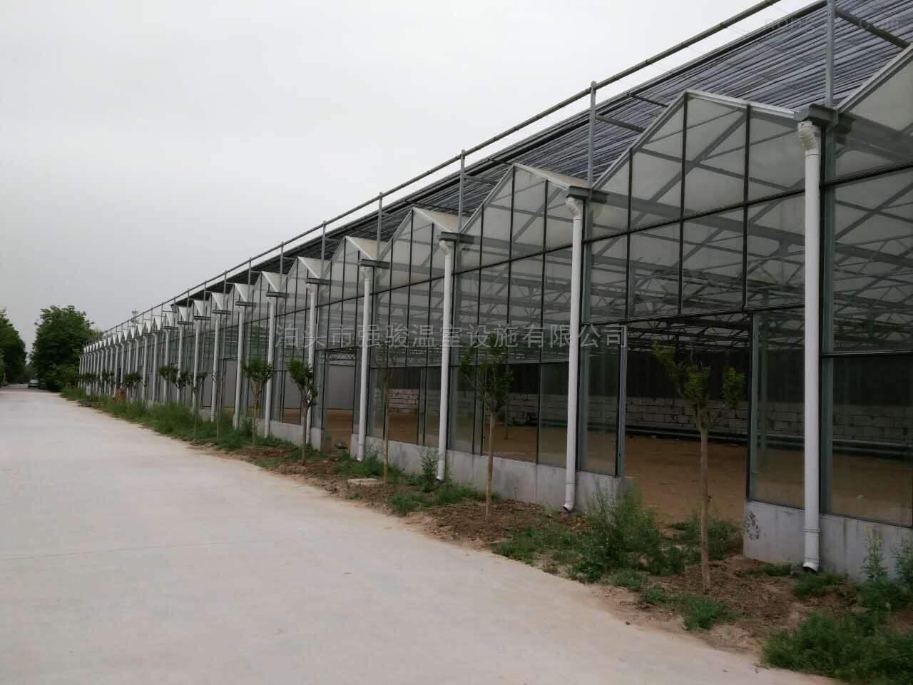 供应温室大棚配件批发 大棚钢骨架型号